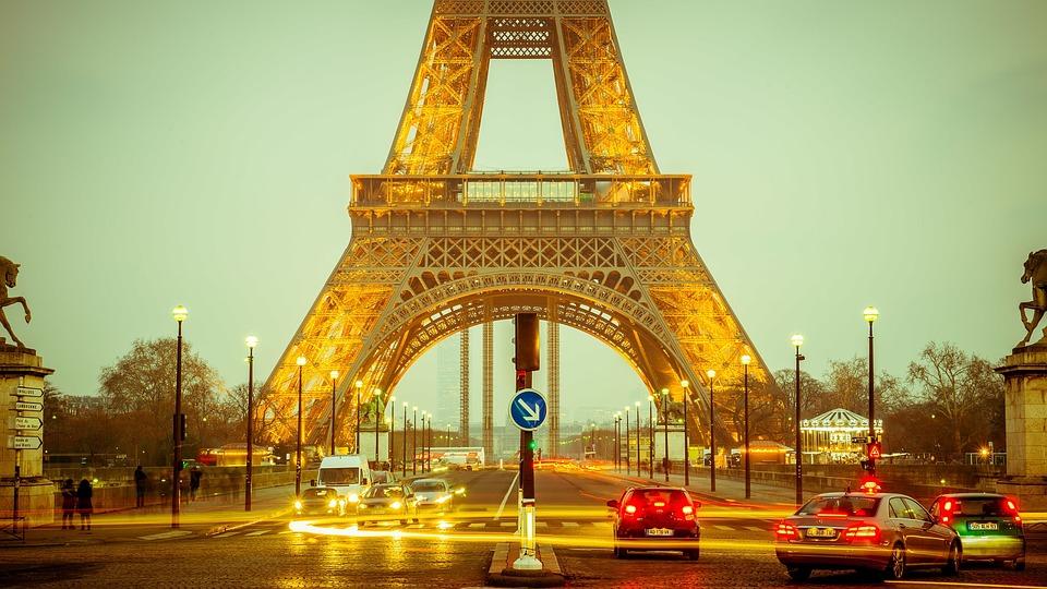 Paris vie